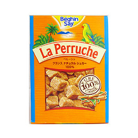 La Perruche - Irregular golden brown sugar lumps