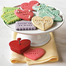 Williams-Sonoma - Message-in-a-Cookie Cutters