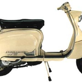 LAMBRETTA - TV Series1  1957