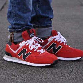 New Balance - New Balance ML 574 VRK