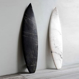 Marble Surfboards by Reena Spaulings