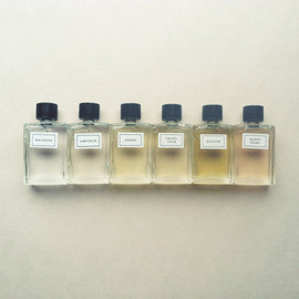 Goest Perfumes - Perfume Set of Six - Goest Perfumes Fragrance Coffret