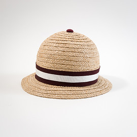 SON OF THE CHEESE - Straw HAT(WINE)