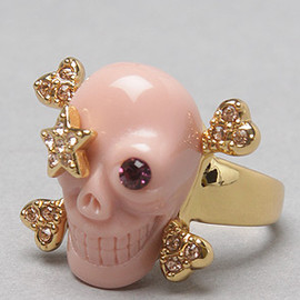 WILDFOX - The Star Patch Skull Ring