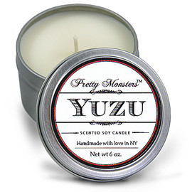 Pretty Monsters - Yuzu Eco soy candle