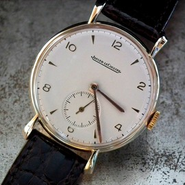Jaeger-LeCoultre - Sub-Second Vintage Watch