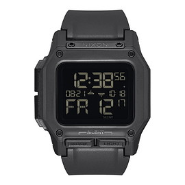 NIXON - THE REGULUS NA1180001-00 ALL BLACK