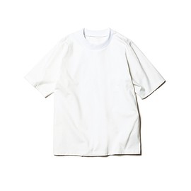 SOPHNET. - COOLMAX® WIDE RIBBED TEE