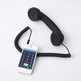 POP PHONE - RETRO HANDSET -スケルトン