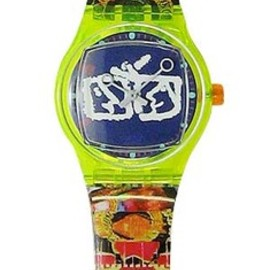 Swatch - Nam June Paik [SLZ104 ZAPPING]