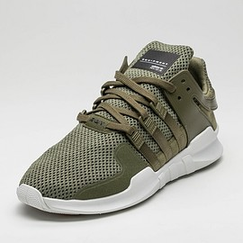 adidas - adidas Equipment Support ADV - Olive Cargo/Olive Cargo/Red