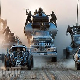 The New MadMax Movie