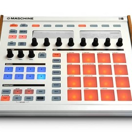 Native Instruments - MASCHINE - White
