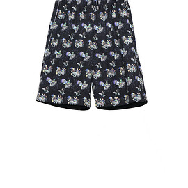 NADA. - Space pattern fabric easy shorts