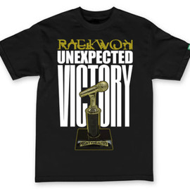 Mighty Healthy - Mighty Healthy x Raekwon Unexpected Victory Tee