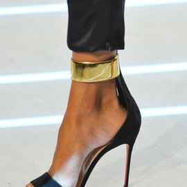 Christian Louboutin - uncle cuff
