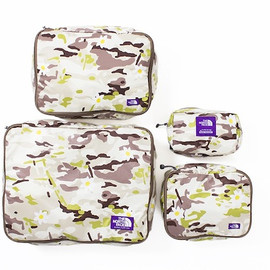 THE NORTH FACE PURPLE LABEL X Marc McNairy - Camouflage Tavel Pouch Set
