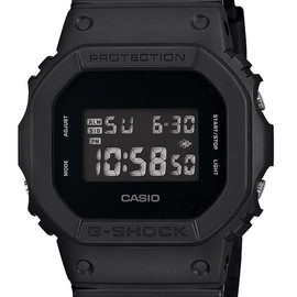 CASIO - G-SHOCK Basic Black DW-5600BB-1 Limited Edition  DW-5600 BB-1