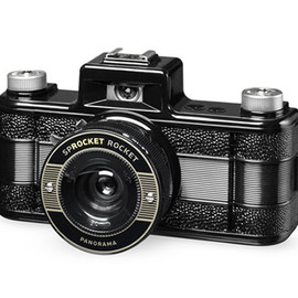 Lomo - Sprocket Rocket Camera