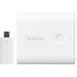SANYO - eneloop lithium-ion rechargeable battery Mobile Booster 2 cells