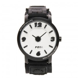 P01TIME - P01TIME SUPER ANALOG WHITE