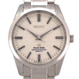 SEIKO Grand GS - SBGX039 9F610AA0 SS MAGENTIC RESISTANT 40000Am strengthening (K33