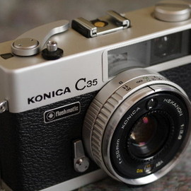 konica - KONICA C35 Flash matic