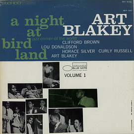 Art Blakey Quintet - A Night At Birdland Volume 1