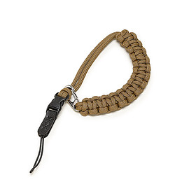 DSPTCH - Camera Wrist Strap Stainless Steel-Coyote