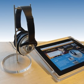 newPCgadgets & newMacgadgets - Apple Store Headphone Stand