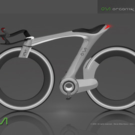 Organik Motion bicycle - ovi organik motion bike