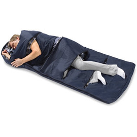 Hammacher Schlemmer - The Zippered Vents Sleeping Bag