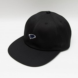 cup and cone - Six Panel Cap - Black