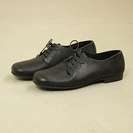 SHOE&SEWN - Stratford #black/rubber sole