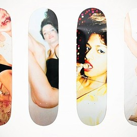 Marc by Marc Jacobs - Juergen Teller Skate Decks