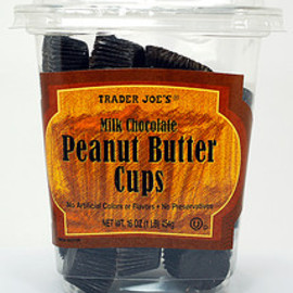 Trader Joe's - Milk Chocolate Peanut Butter Cups