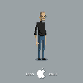 Michael B. Myers Jr. - 8-bit Steve Jobs
