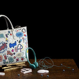 Anya Hindmarch - The Spring Summer 2015 Collection