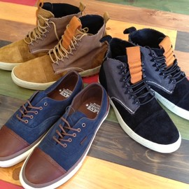 VANS - VANS CALIFORNIA FALL