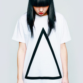 "LONG CLOTHING - ""Prism""/WHITE"