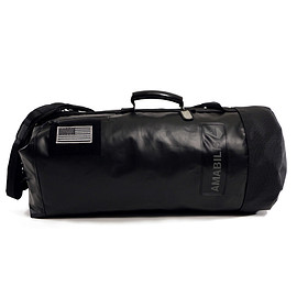 AMABILIS - the Dave Duffle (Tactical) - Black