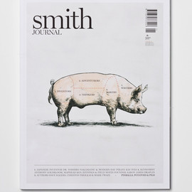 Frankie Press - volume two, Smith Journal
