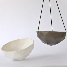 Kelly Lamb hanging planters - Kelly Lamb hanging planters