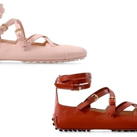 TOD'S - Shose, 2014 Spring/Summer Collection