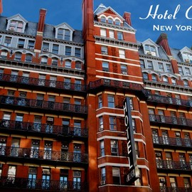 New York City - Chelsea Hotel
