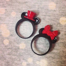 Mickey&Minnie - Rings