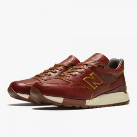 New Balance - M998WD(DARK BROWN)Horween