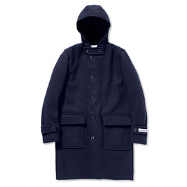 UNIVERSAL PRODUCTS - DUFFLE COAT[NAVY]