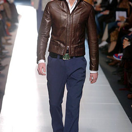 MENICHETTI - Leather Jacket