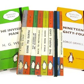 Wild and Wolf - Penguin Books Pocket Note Book
